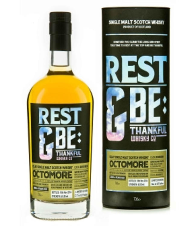 Octomore 6 Years Old 2008 Rest & Be Thankful Cask B000005708