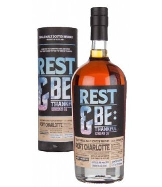 Port Charlotte 11 Years Old 2004 Rest & Be Thankful Cask 2004000959