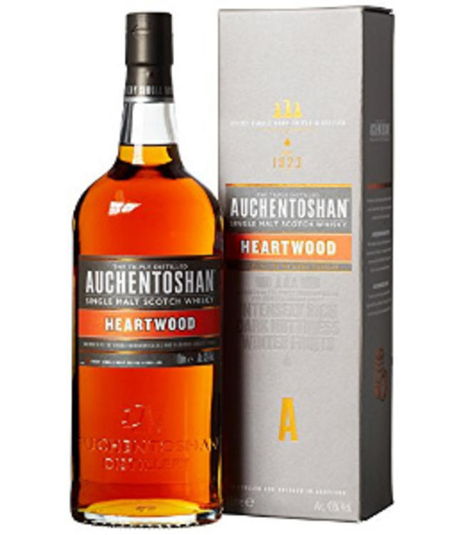Auchentoshan Heartwood Liter