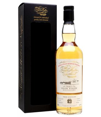 Glen Elgin 21 Years Old 1995 Single Malts Of Scotland