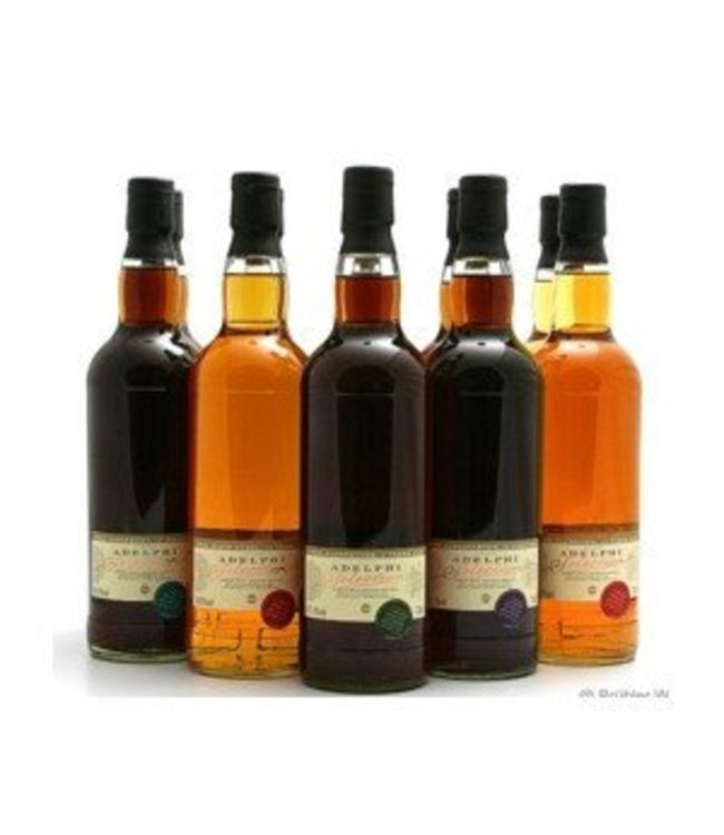 Adelphi Glenborrodale 7 Years Old Batch 4