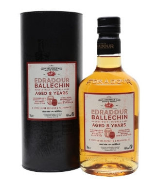 Edradour Ballechin Cuvee 8 Years Old