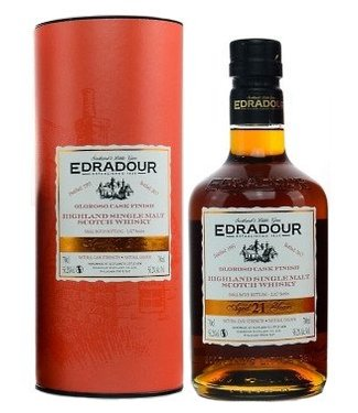 Edradour 21 Years Old 1995 Oloroso Cask
