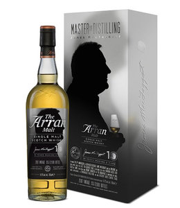 Arran 10 Years Old James Mactaggert