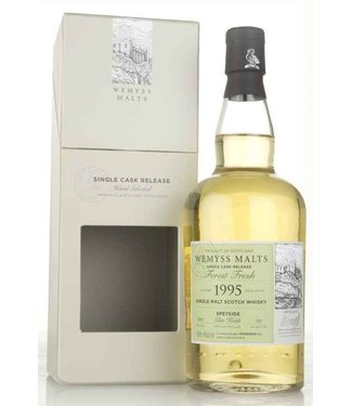 Forest Fresh 1995 Glen Keith Wemyss Malt