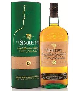 Singleton Of Glendullan 15 Years Old Liter