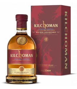 Kilchoman Red Wine Cask Matured