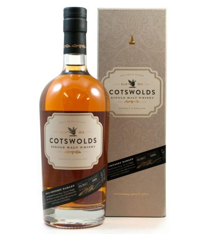 Cotswolds Single Malt Whisky Batch 04/2017