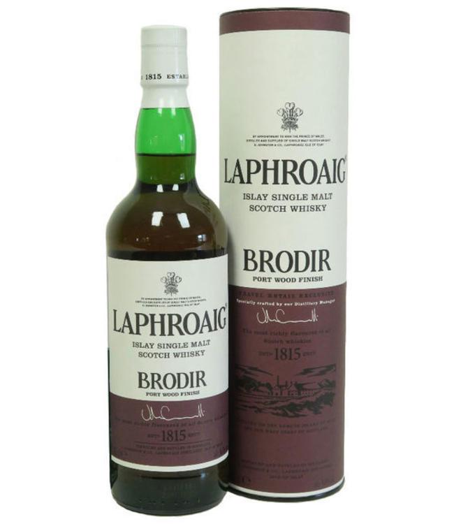 Laphroaig Brodir Port Wood Finish