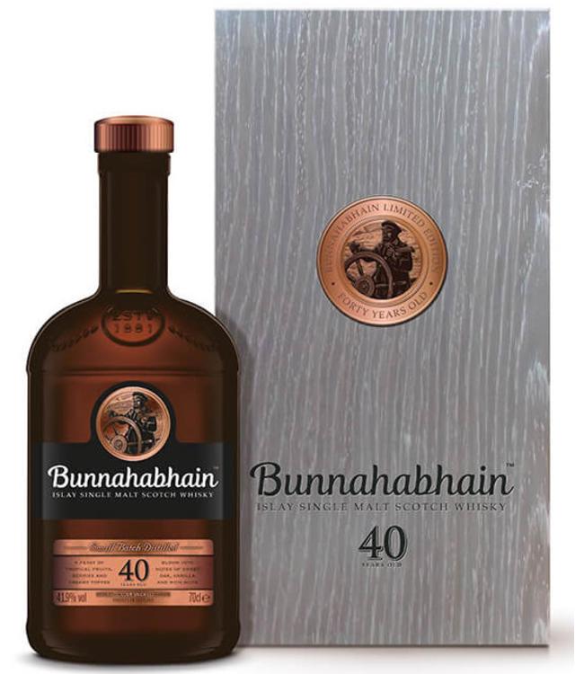 Bunnahabhain 40 Years Old