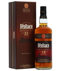 Benriach 22 Years Old Albariza Peated PX Finish