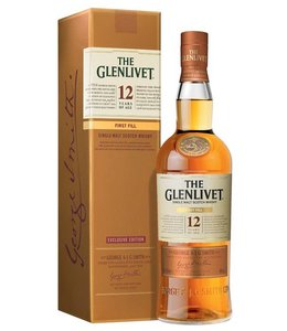 The Glenlivet 12 Years OId First Fill