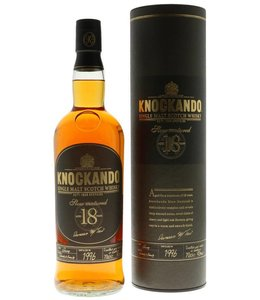 Knockando 18 Years Old