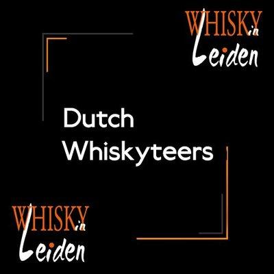 37. Dutch Whiskyteers