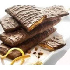 Chocolade cracker