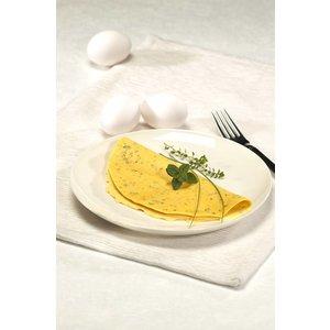 Omelet Provencaalse kruiden