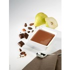 Chocolade Peer dessert