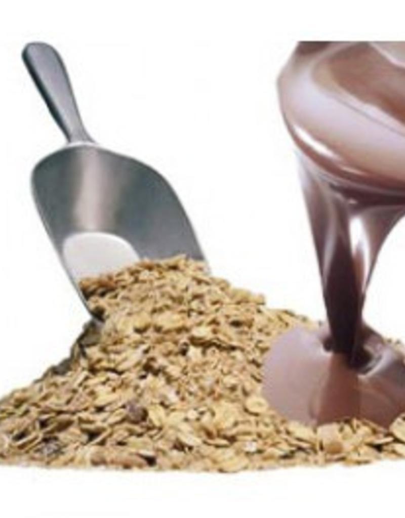 Havervlokken Chocola