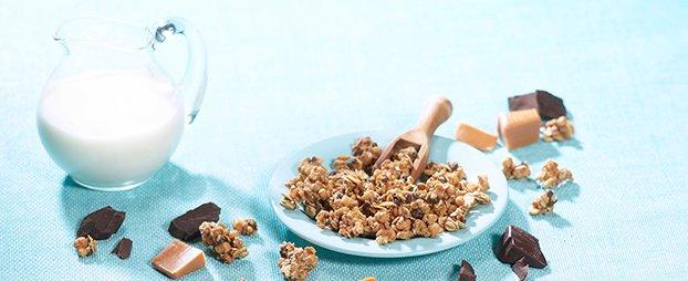 Eiwitrijke ontbijtproducten