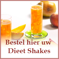 shakes dieet