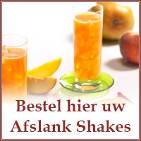 afslank shakes cta