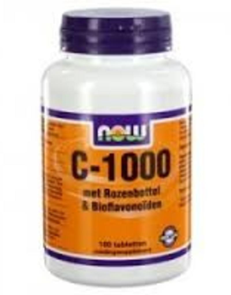C-1000 Vitaminen Voedingssupplement