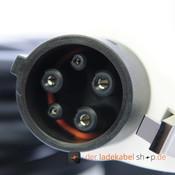 Dostar Typ 1 (w) Stecker, 16A, Fahrzeugseite, für Eigenbau