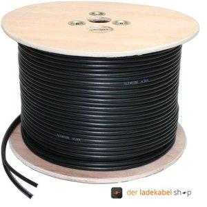 Dostar Ladekabel 16A, 1 Phase, für Eigenbau, Preis pro Meter