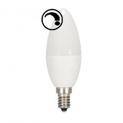 Opple LED EcoMax Kaarslamp 3,5W Mat Dimbaar