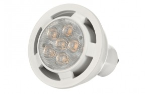 Opple LED EcoMax Reflectorlamp 230v 5.5W GU10 Dimbaar