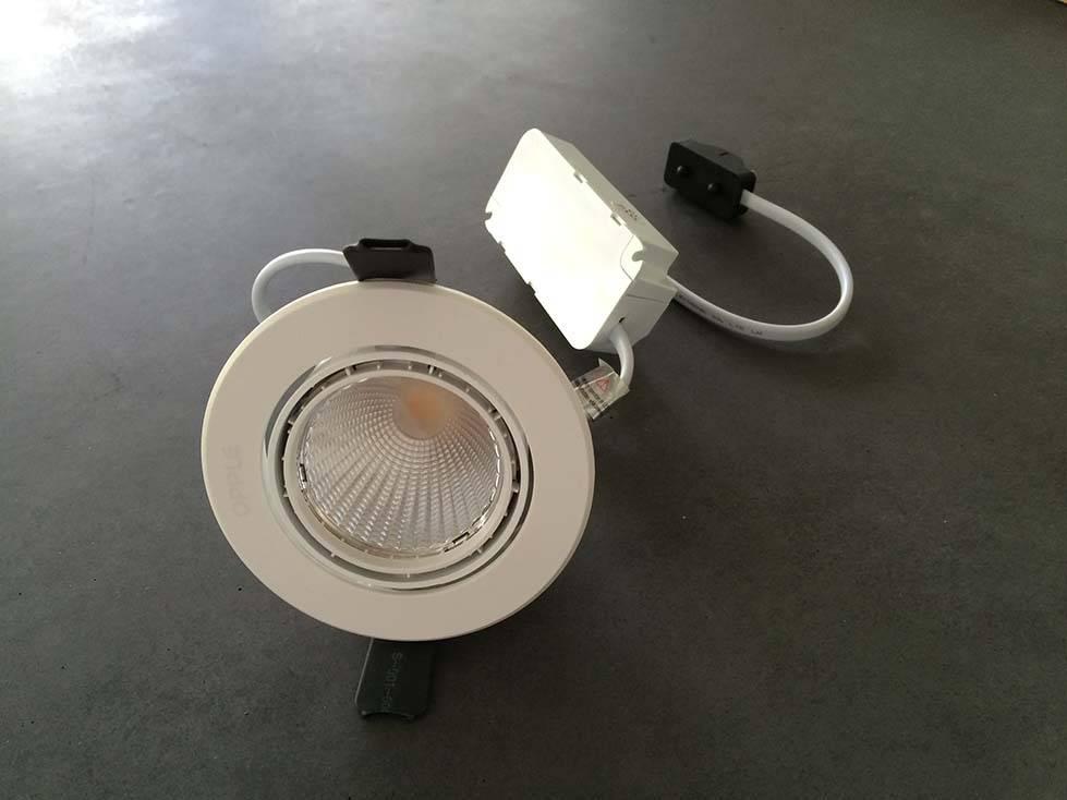 Opple LED Carol Inbouwspot 4.5W
