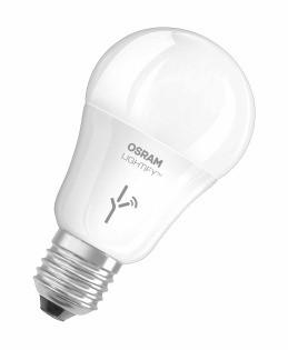 Osram Lightify Classic A 60 RGBW E27