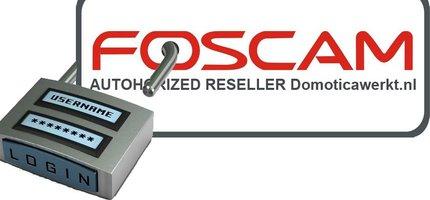 Foscam camera's zijn veilig