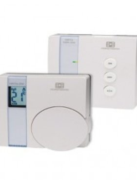 Horstman Secure Z-Wave wand thermostaat en boiler relay
