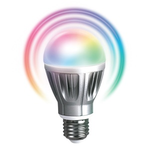 Zipato E27 RGBW bulb