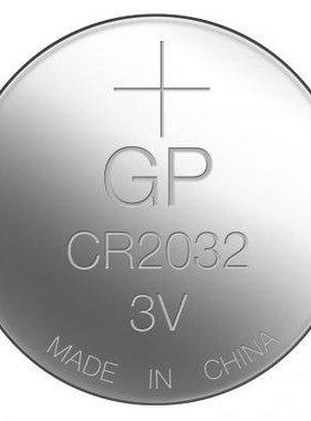 GP Batterij CR2032