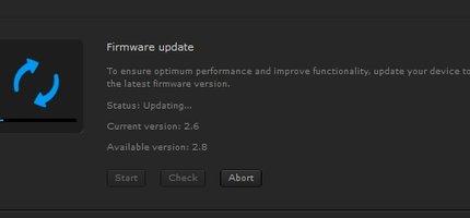 OTA firmware upgrades voor Fibaro modules
