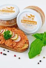 Bratwurst im Glas klein 1 Stück 160g