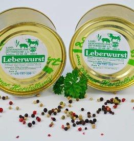 Leberwurst in der Dose 1 Stück 300g