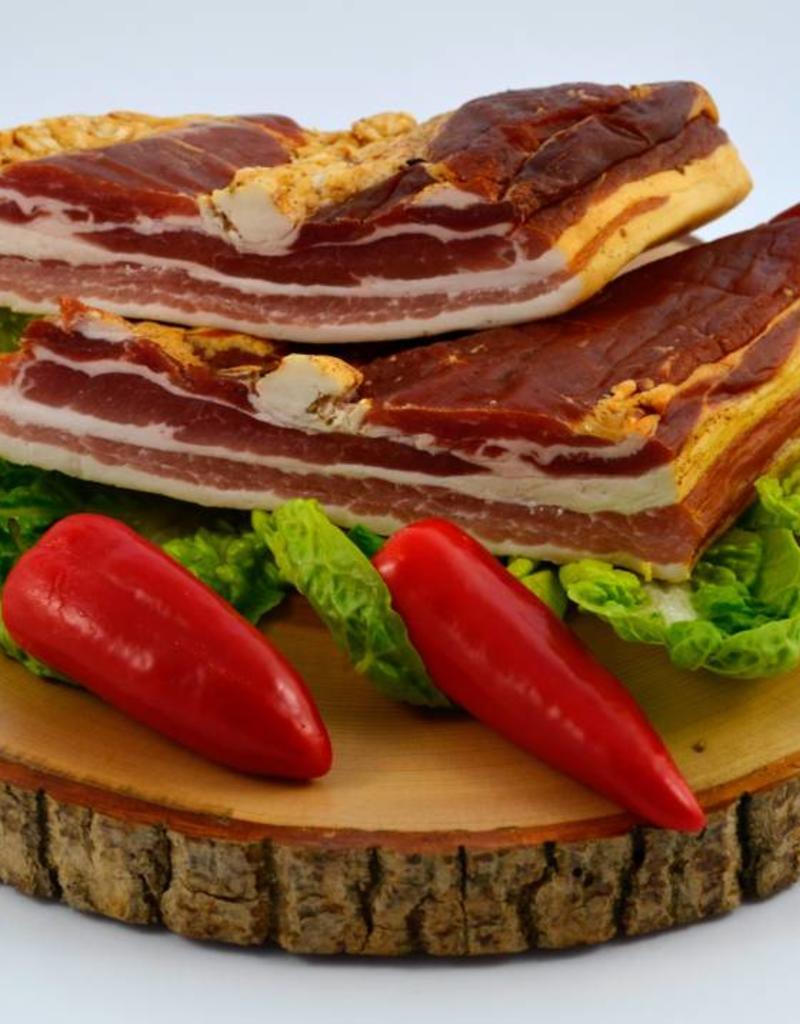 Schweinebauch geräuchert 1 kg