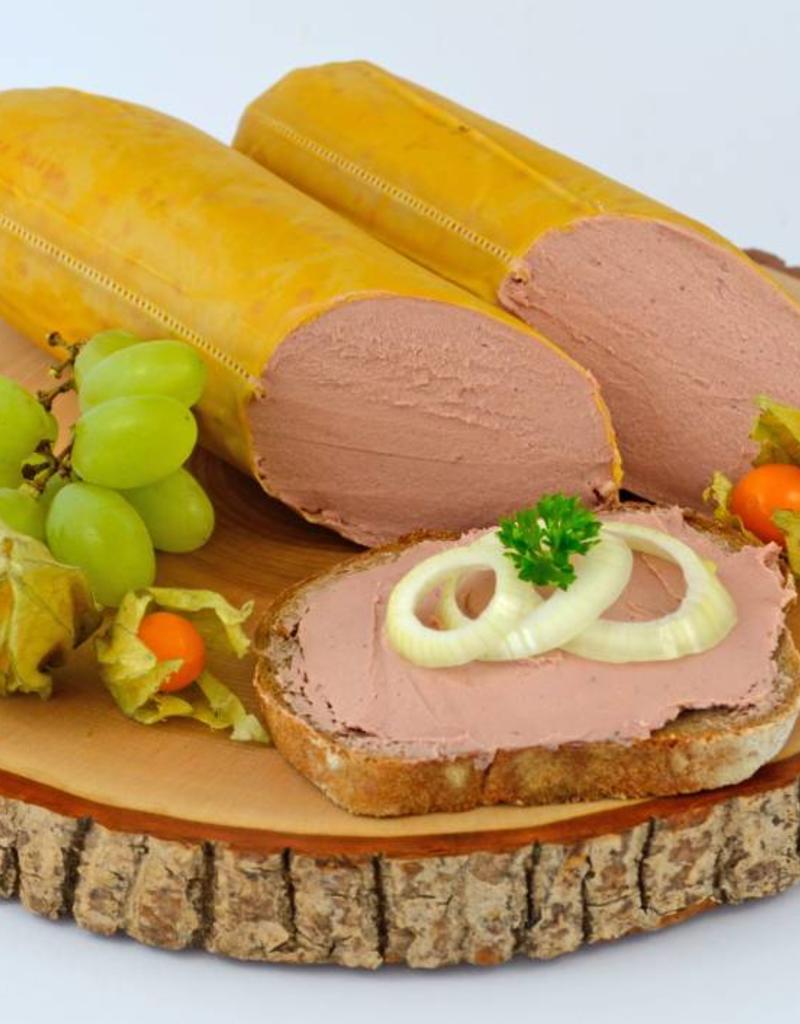 Kalbsleberwurst lang 1 kg