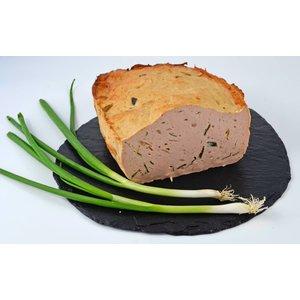 Fleischkäse mit Lauch 1 kg