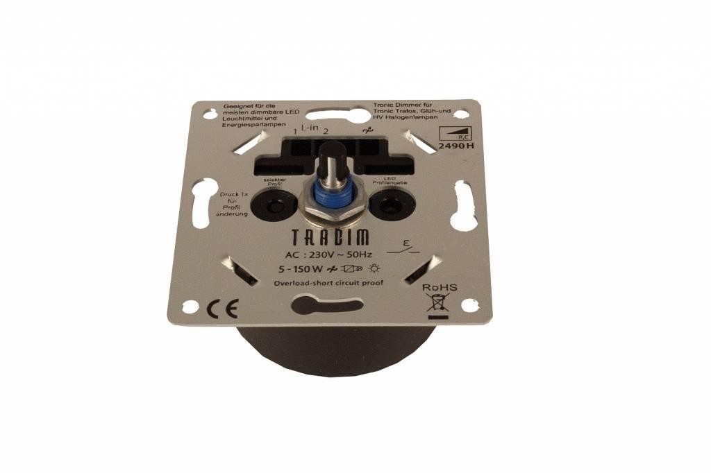 Tradim inbouw LED lampen dimmer 5 - 150W -