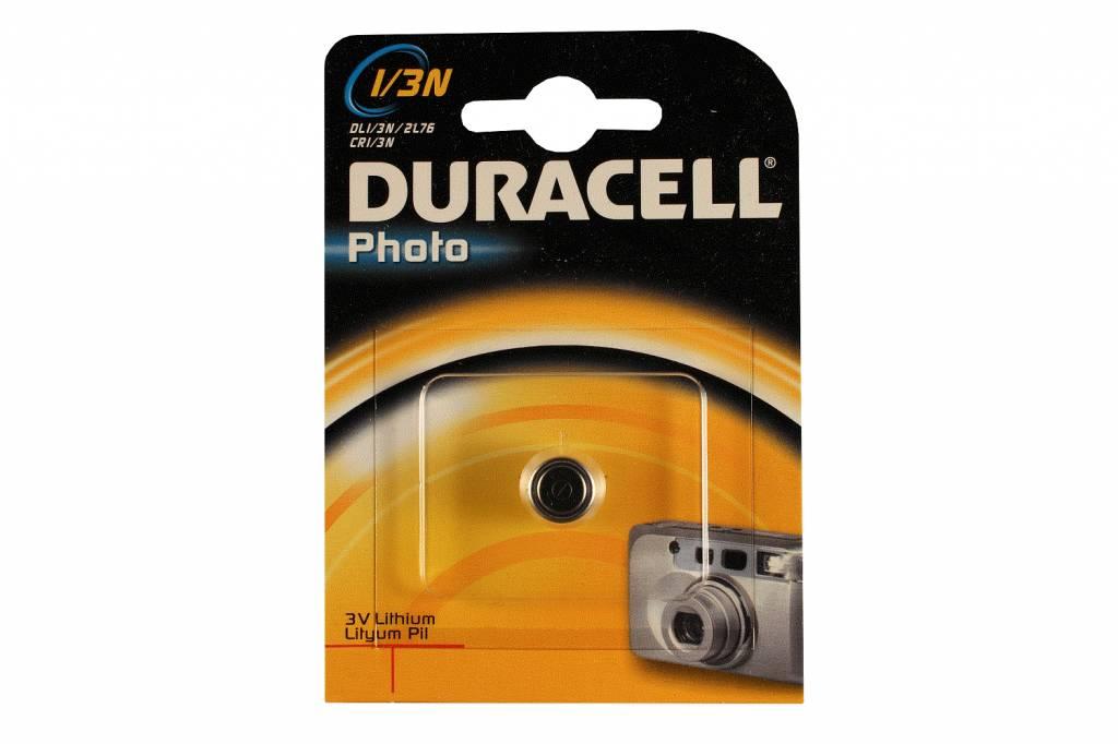 Duracell 3V (3 volt) lithium CR1/3N   1/3N   DL1/ 3N ...