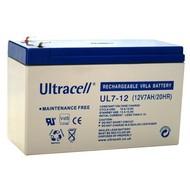 Loodaccu Ultracell 12V 7 Ah UL7-12