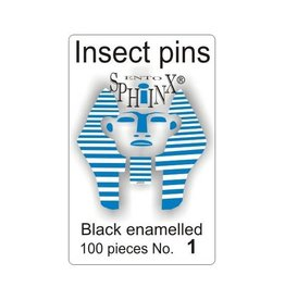 Ento Sphinx Insect pin black