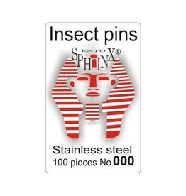 Insect pin stainless steel