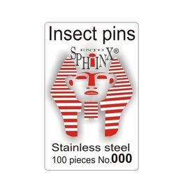 Insectenspeld RVS