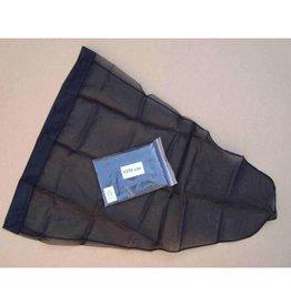 Net bag black, white or green