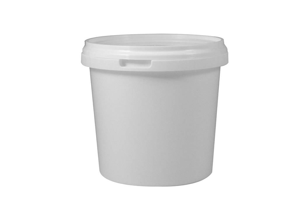 Bucket with lid 10 liters